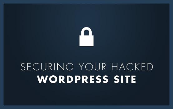 Securing Your WordPress Blog