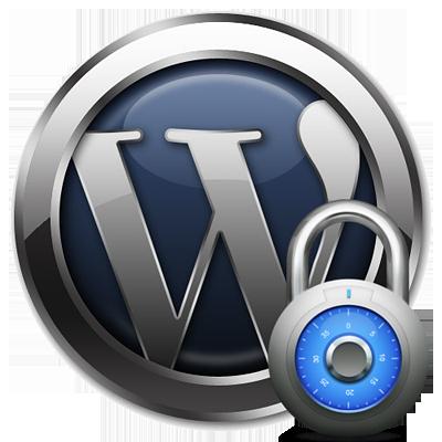 A Secure WordPress Blog