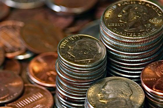 Coin Stacks Macro