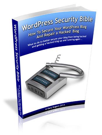 WordPress Security ebook