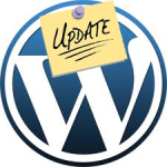 WordPress Update Announcement