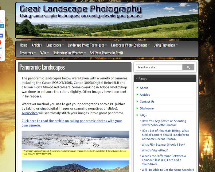 Great-Landscape-Photography.com