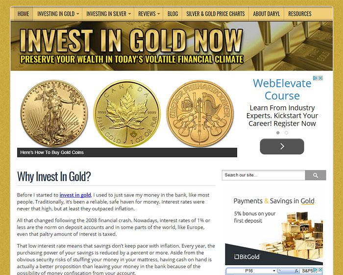 InvestInGoldNow.com