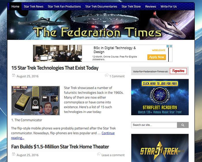 TheFederationTimes.com