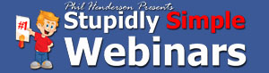 Stupidly Simple Webinars