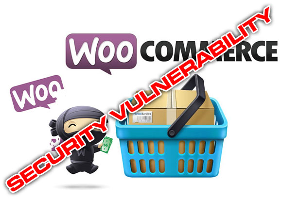 WooCommerce Plugin Security Vulnerability